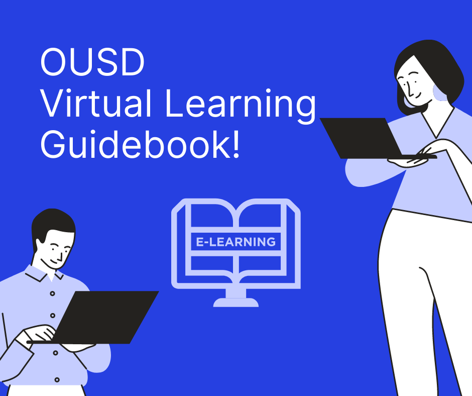 OUSD Virtual Learning Guidebook