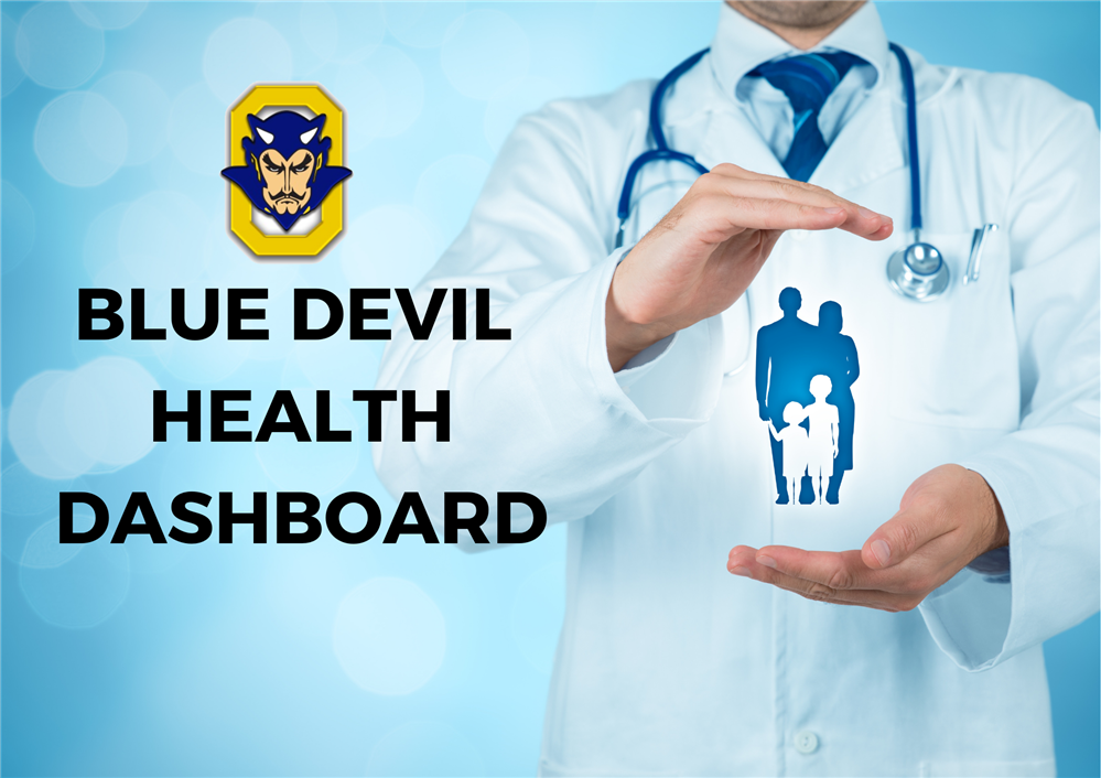 BLUE DEVIL HEALTH DASHBOARD