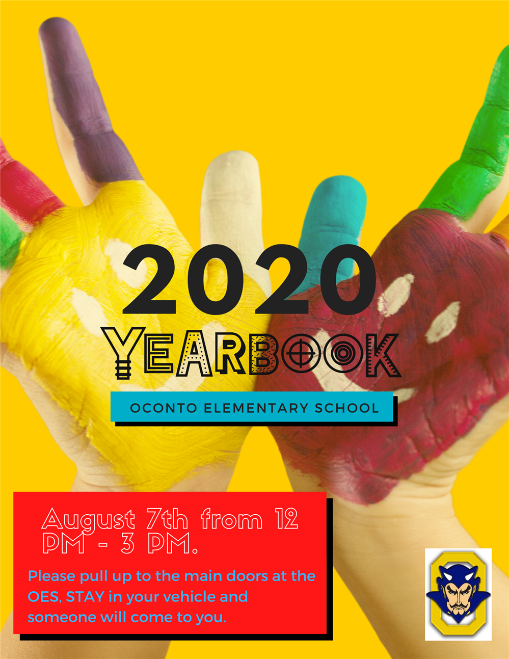 OES YEARBOOK 2020 DISTRIBUTION UPDATE