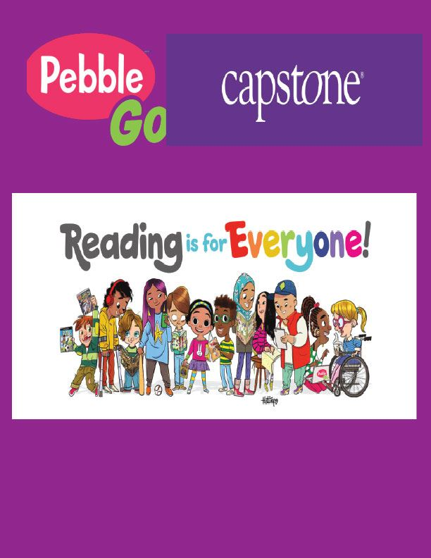 *NEW Free remote access to PebbleGo, PebbleGo Next and Capstone Interactive eBooks (April 4, 2020)