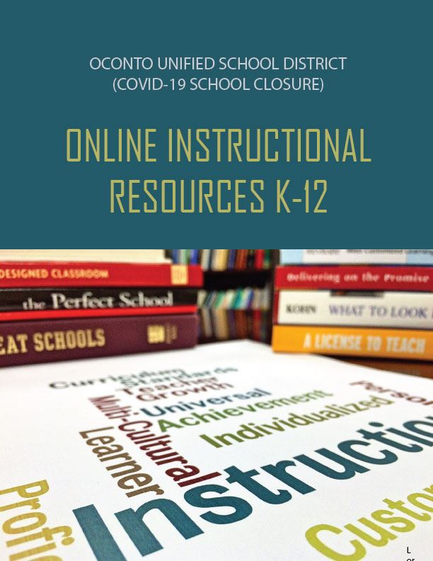*NEW* Online Instructional Resources K-12