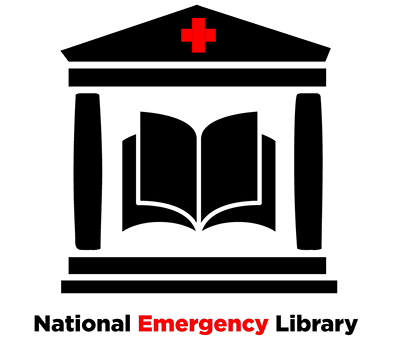 National Emergency Library:Free library book access online (March 25, 2020)